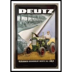 30x20 Deutz Klock