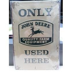 30x20 John Deere used