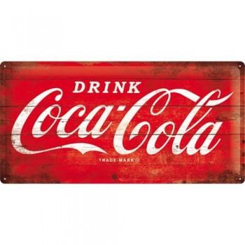 50x25 Bord Coca Cola