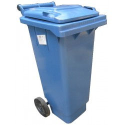 Kliko 80 liter blauw