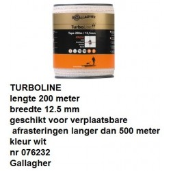Afzetlint turboline