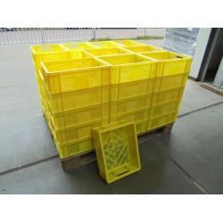 50 gele Kratjes