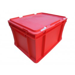 Opslagbak 4323 rood