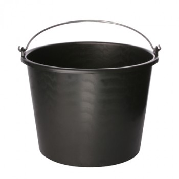 Emmer zwart 12 L
