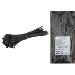 Kabel zwart 200x4,8