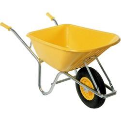 Kruiwagen geel
