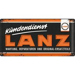 50x25 Lanz