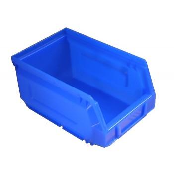 Plastic 16 blauw