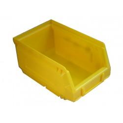 Plastic 16 geel