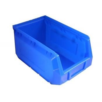 Plastic 24 blauw