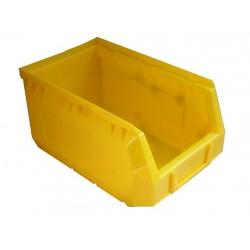 Plastic 24 geel