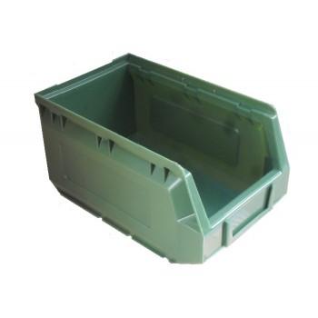 Plastic 24 groen