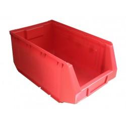 Plastic 34 rood