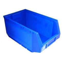 Plastic 34 blauw