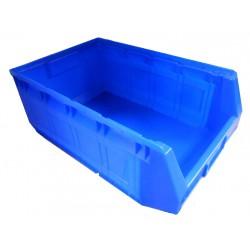 Plastic 48 blauw