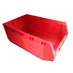Plastic 48 rood