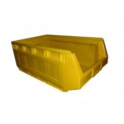Plastic 48 geel