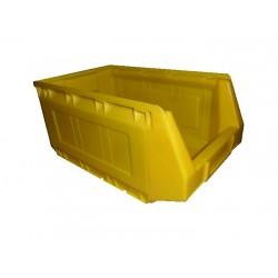 Plastic 34 geel