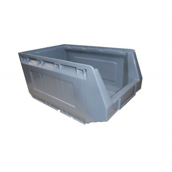 Plastic 34 grijs