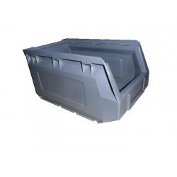 Plastic 24 grijs
