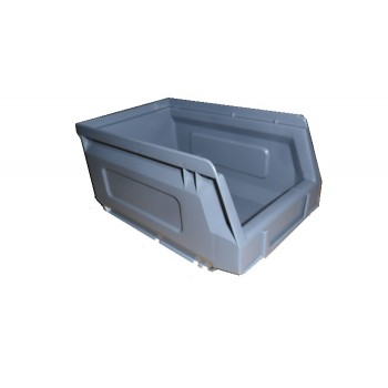 Plastic 16 grijs