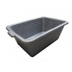 lekbak 65 L grijs