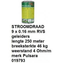 Stroomdraad 9