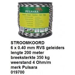 Stroomkoord 6