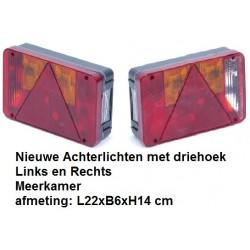 Achterlichten Driehoek L+R