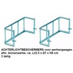 ACHTERLICHTBESCHERMERS Middel