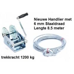 Handlier 6mm kabel 8.5m
