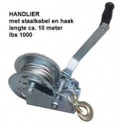 Lier staal 10m