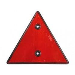 Reflector rood driehoek