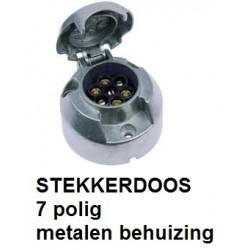 Stekkerdoos metaal