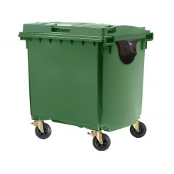 Afvalcontainer 1100liter