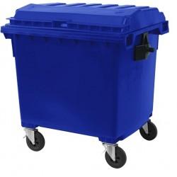 1100 Liter blauw