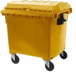 1100 Liter geel