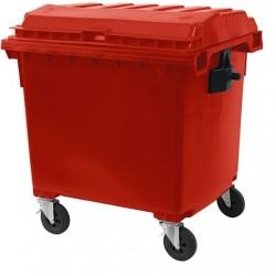 1100 Liter rood