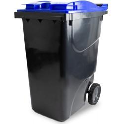 360 Liter blauw