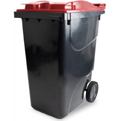 360 Liter rood