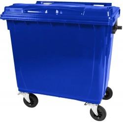 660 Liter blauw