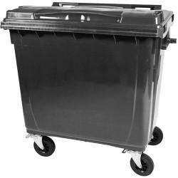 660 Liter grijs