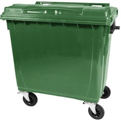 660 Liter groen