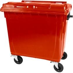 660 Liter rood