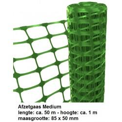 Afzetgaas Groen Medium