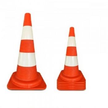 Afzetkegel oranje 53 cm