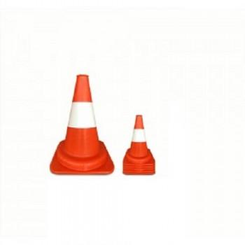 Afzetkegel oranje 34 cm