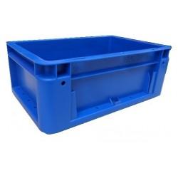 Silverline 30x20x12 blauw