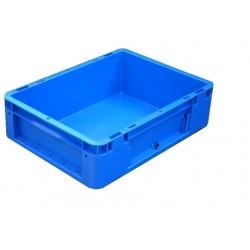 Silverline 40x30x12 blauw