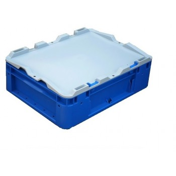 Silverline 40x30x13 blauw